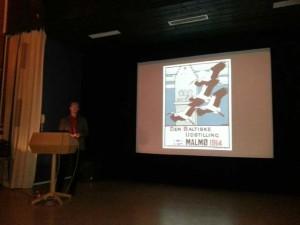 Presenterar Baltiska speglingar från Malmö konstkuseum