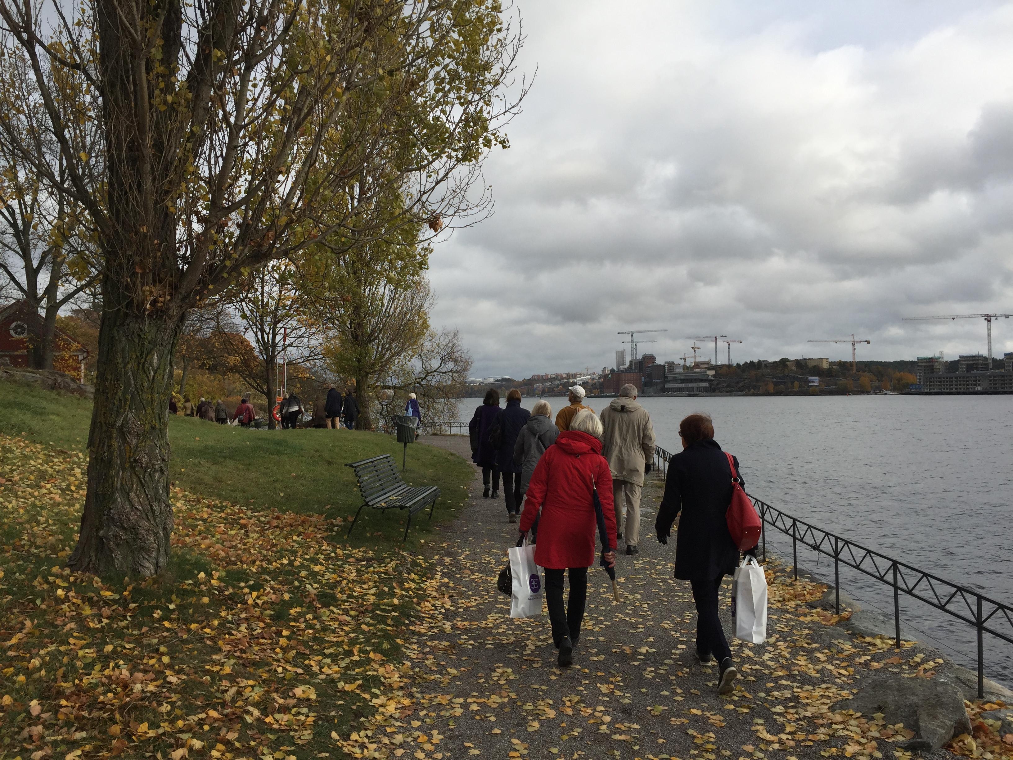 Onsdagsklubb Busstur till offentlig konst i Norrköping