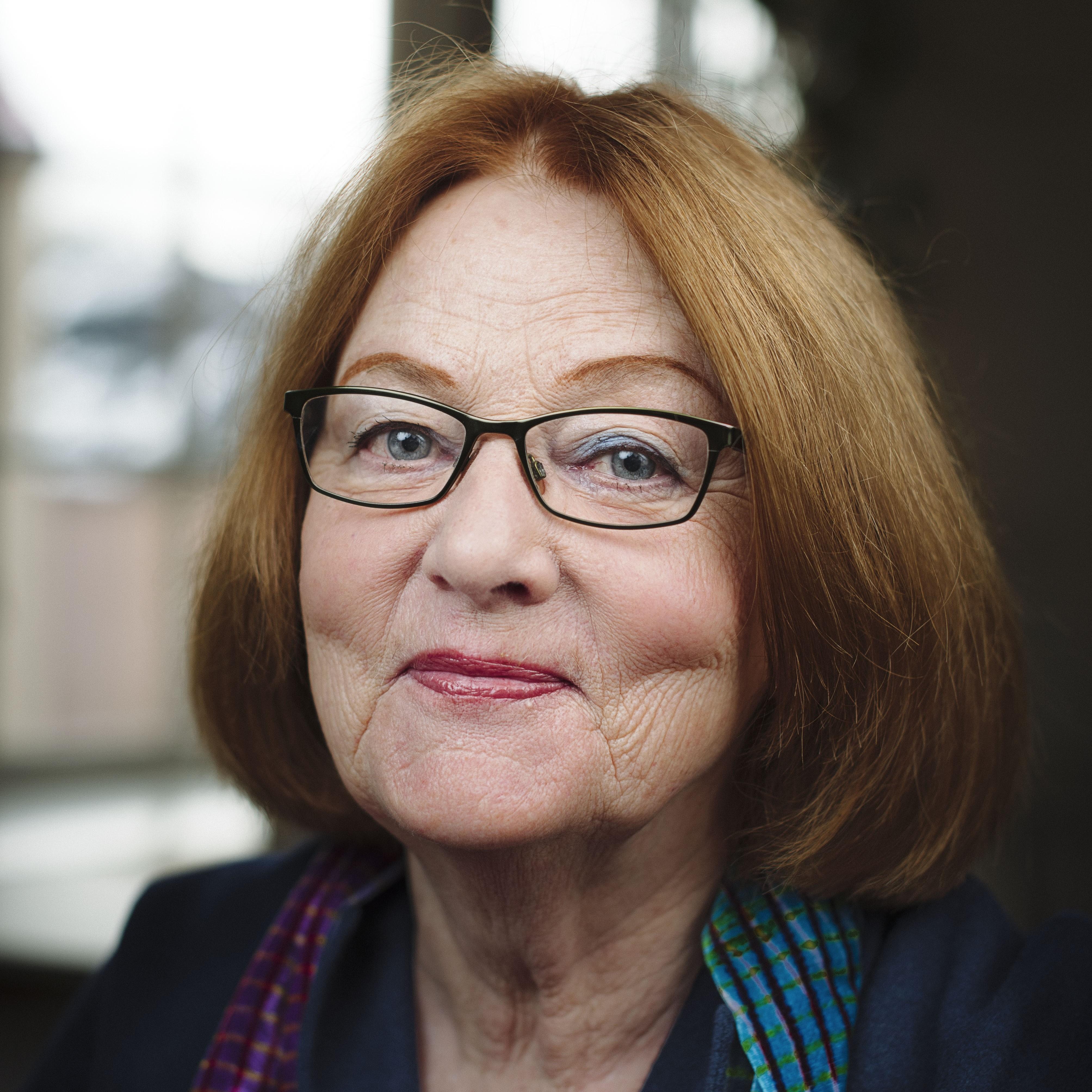 Onsdagsklubb 15 nov Görel Cavalli Björkman: Sigrid Hjertén - Kvinna i avantgardet