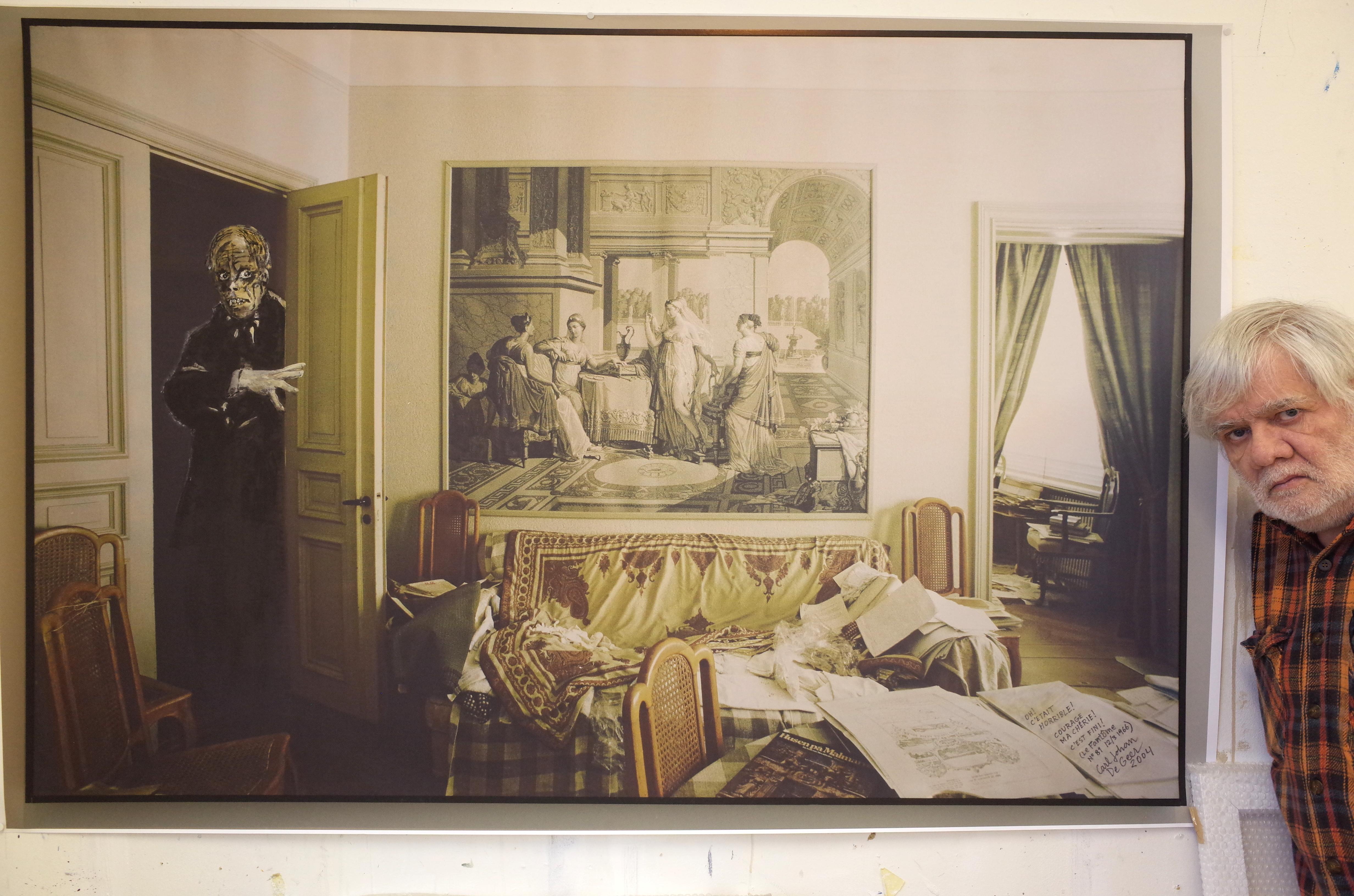 Onsdagsklubb med Mingel: Carl Johan De Geer - Släkten och slavarna